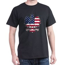 Polish American Eagle T-Shirt