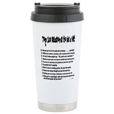 Unique Veterinary humor Travel Mug