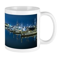 San Diego Fishing Boats Mugs