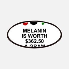 Melanin is worth $362.50 a gram Patches