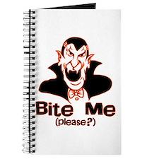 Bite Me Dracula Journal