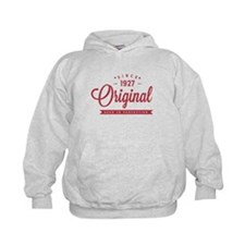 Since 1927 Original Aged To Perfection Hoodie