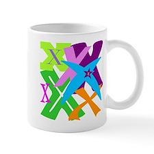 Initial Design (X) Mugs