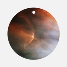 LL Orionis Astronomy Christmas Tree Ornament Round