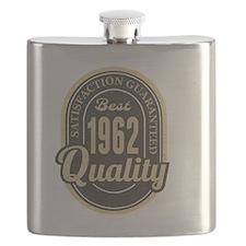 Satisfaction Guaranteed Best 1962 Quality Flask