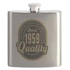 Satisfaction Guaranteed Best 1959 Quality Flask