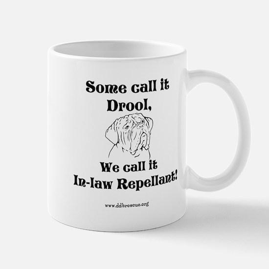 In-Law Repellant Mugs