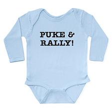 Funny Mendy's Long Sleeve Infant Bodysuit
