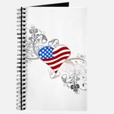 Independence Day Heart Journal