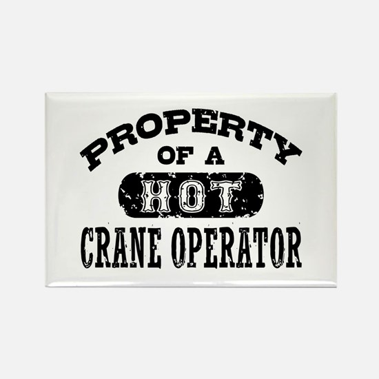 Property of a Hot Crane Operator Rectangle Magnet