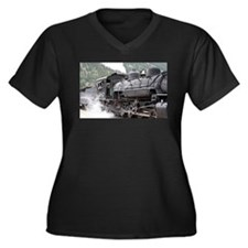 Steam engine: Colorado 3 Plus Size T-Shirt