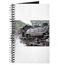 Steam engine locomotive: Colorado 3 Journal