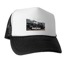 Just loco: steam train Colorado, USA 2 Trucker Hat