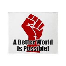 Better World Throw Blanket