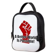 Better World Neoprene Lunch Bag