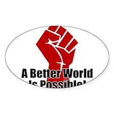 Better World Decal