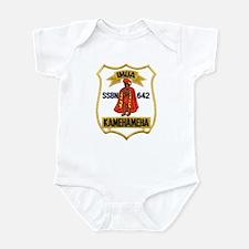 USS KAMEHAMEHA Infant Bodysuit