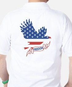 Freedom July 4th T-Shirt