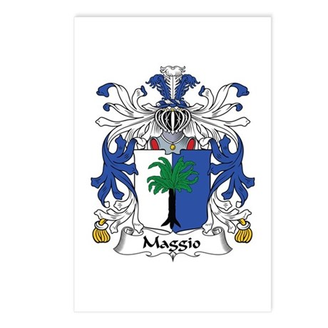 Maggio Postcards (Package of 8)