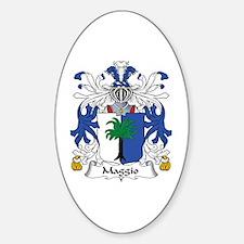 Maggio Oval Decal
