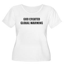 God created g T-Shirt
