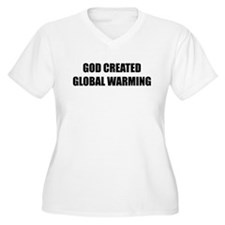 God created globa T-Shirt