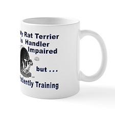 Rat Terrier Agility Mug