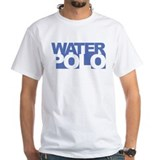 Water polo Mens Classic White T-Shirts
