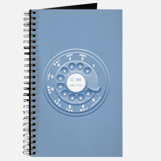 Rotary Faux Journal