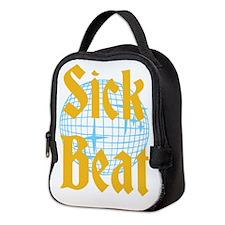 Sick Beat Neoprene Lunch Bag
