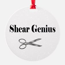 sheargenius.png Ornament