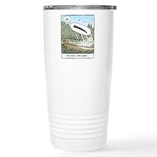 Unique Log Travel Mug