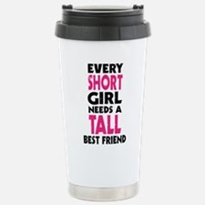 Unique Forever friend Travel Mug