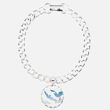 I am Divergent SkyBlue Bracelet