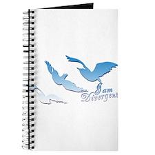 I am Divergent SkyBlue Journal