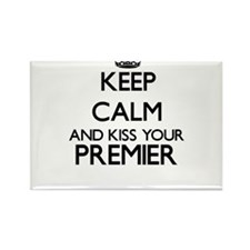 Keep calm and kiss your Premier Magnets