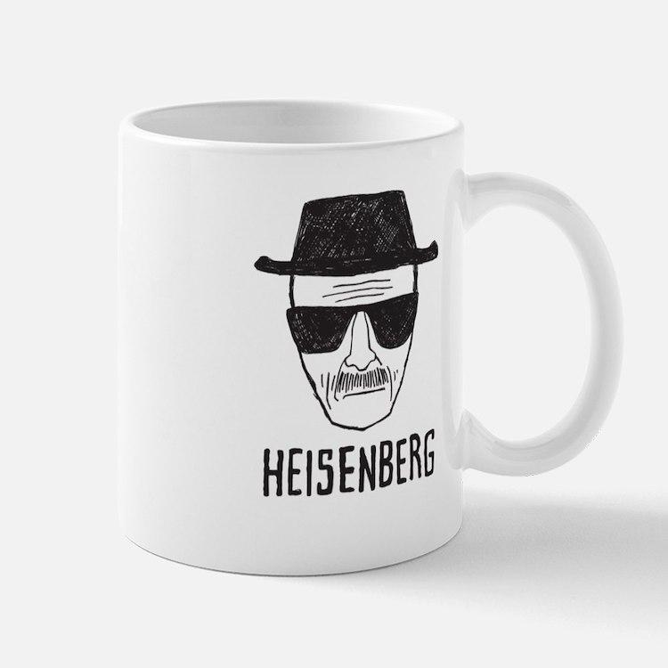 Cute Heisenberg Mug