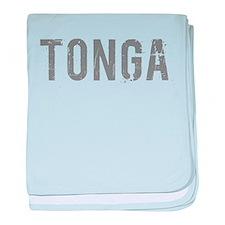 Tonga baby blanket
