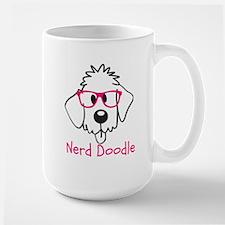 Nerd Doodle Mugs