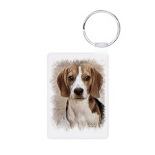 Beagle Hound Keychains