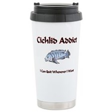 Unique Cichlid Travel Mug