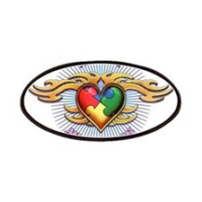 AUTISM TRIBAL HEART5.png Patches