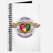 AUTISM TRIBAL HEART5.png Journal