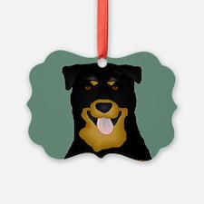 Rotty Ornament