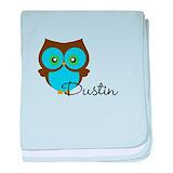 Baby owl Blanket