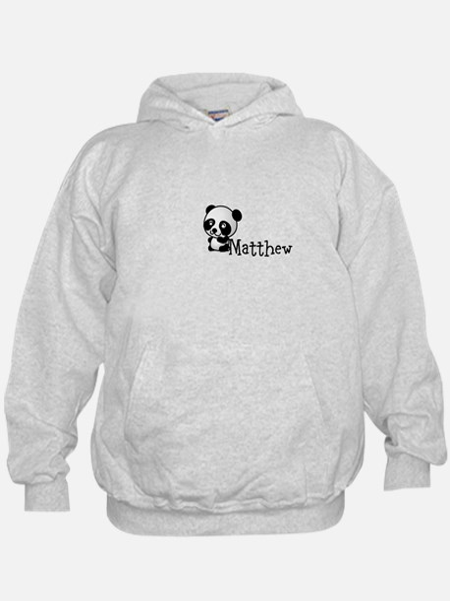 Name Panda Hoodie