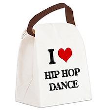 Unique Dance event Canvas Lunch Bag