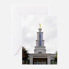 LDS San Antonio Texas Temple Greeting Cards