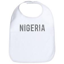 Cute Nigeria Bib