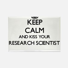 Keep calm and kiss your Research Scientist Magnets